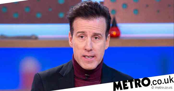 Strictly Come Dancing's Anton Du Beke reveals physical abuse from 'heavy drinker' father: 'He'd just fly off the handle'