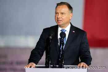 Poland's president tests positive for coronavirus: aide - Yahoo News Australia