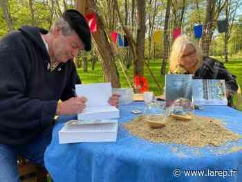 L'écrivaine tigycienne travaille avec le conteur local - larep.fr