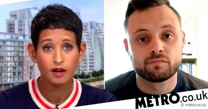 Naga Munchetty rips into MP Ben Bradley over free school meals and Marcus Rashford tweets