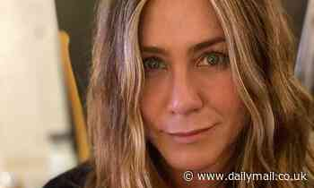 Jennifer Aniston leads the stars in encouraging fans to vote early ahead of the US election