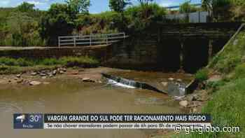 Sem chuva, racionamento de água em Vargem Grande do Sul pode passar de 6h para 8h por dia - G1