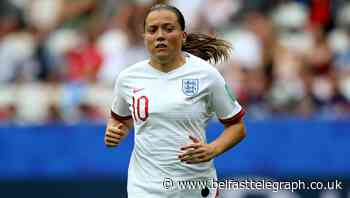 Fran Kirby to miss England's friendly with Germany due to ankle injury