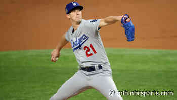 Buehler leads Dodgers over Rays 6-2 for 2-1 World Series lead