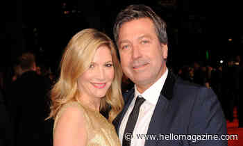 Lisa Faulkner and John Torode's most beautiful wedding photos - and everything you need to know
