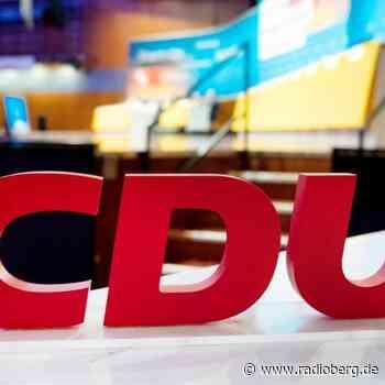 Beim CDU-Parteitag deutet sich eine Insellösung an - radioberg.de