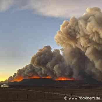 Tote bei Waldbrand in Colorado - Schneesturm erwartet - radioberg.de