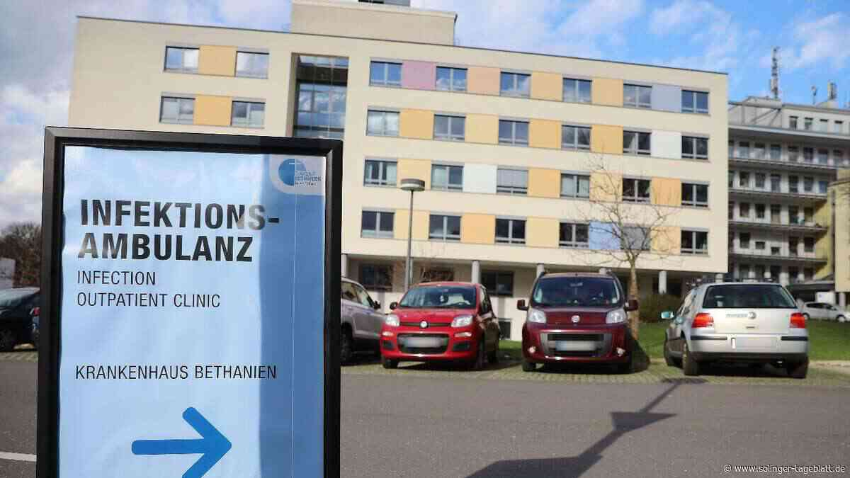 Zwei weitere Corona-Tote in Solingen - Inzidenz steigt auf 219,6 an
