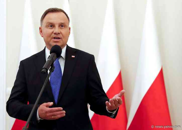 Polish President Duda infected with coronavirus; Swiatek goes into quarantine
