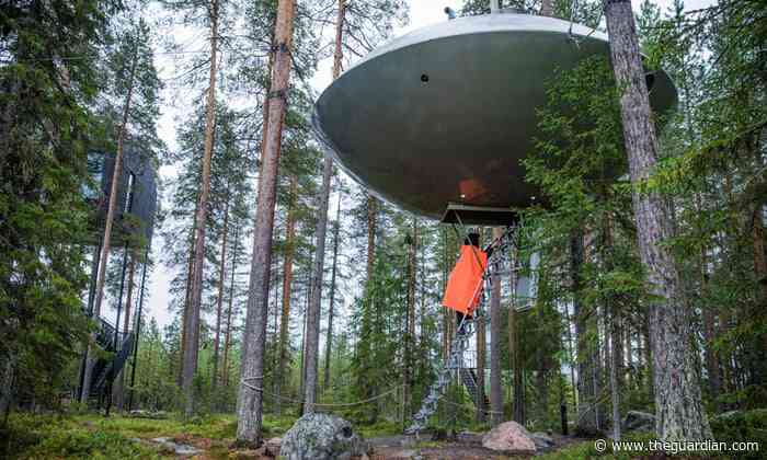 From a sensational sauna to a UFO bedroom: 10 amazing Swedish designs you won't want to miss