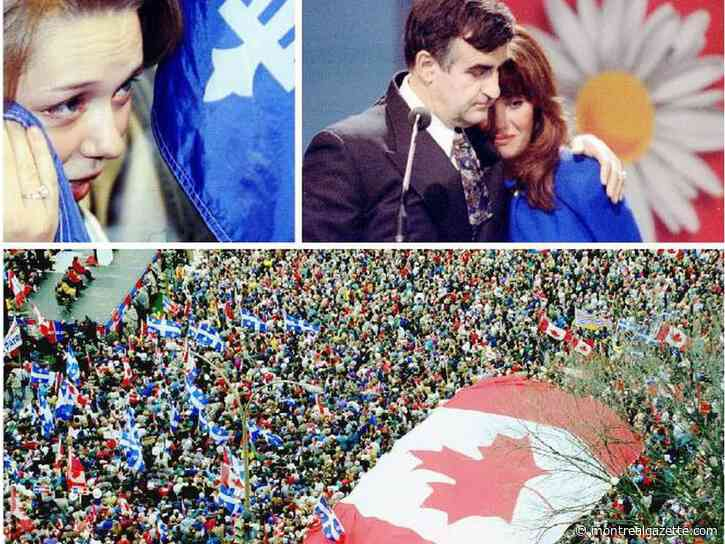 1995 referendum put 'the weight of history on our shoulders'