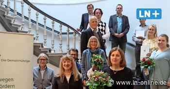 Lübeck: Preise für besonders engagierte Lehrer