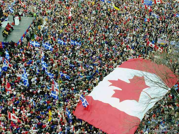 Macpherson: 25 years ago, Quebec's 'ethnic votes' held Canada together