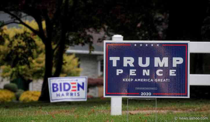 Homeowners with Trump Yard Signs Receive Ominous Warning