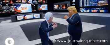 «Unpresidential»: Trump et Biden s'affrontent dans un jeu vidéo français
