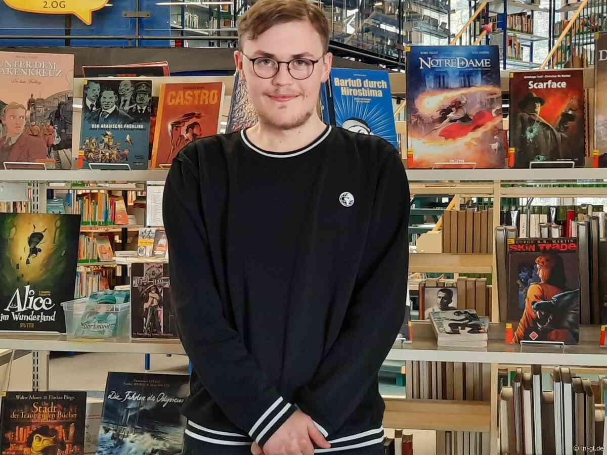 Zum FSJ in die Stadtbücherei - iGL Bürgerportal Bergisch Gladbach
