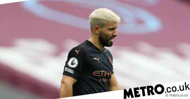 Pep Guardiola confirms fresh injury setback for Man City star Sergio Aguero