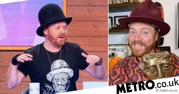 Keith Lemon says friends laughed at his TV dreams and he felt like an imposter working among 'real' comedians