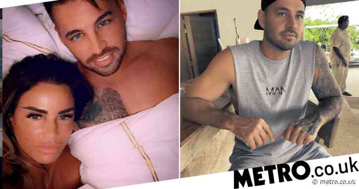 Katie Price is head over heels for Carl Woods and fans spot why thanks to the revealing photo