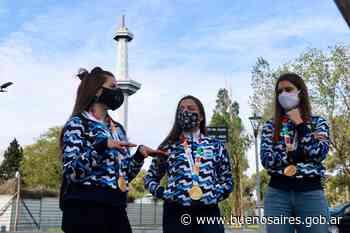 Las Kamikazes volvieron a la Villa Olímpica | Noticias - buenosaires.gob.ar