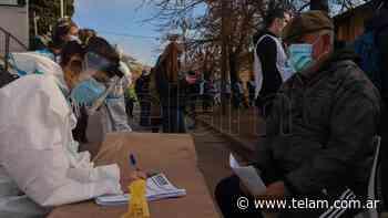 La provincia de Buenos Aires suma 4.854 casos y alcanza los 517.471 contagios - Télam