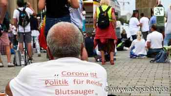 Ahrensburg erwartet Treffen der Corona-Leugner - Hamburger Abendblatt