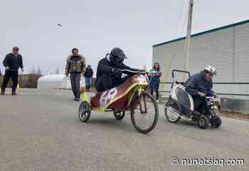 Kuujjuaq soapbox racers face off - Nunatsiaq News