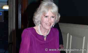 Duchess of Cornwall wows in ruffled dress for special awards ceremony