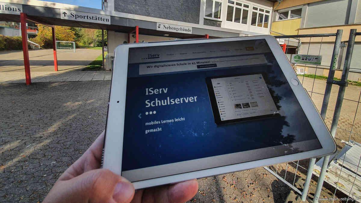 In Digistalisierung investiert: Kaisersescher Schule ist vorbereitet - Kreis Cochem-Zell - Rhein-Zeitung