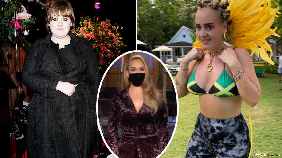 How did Adele lose weight? - Heart