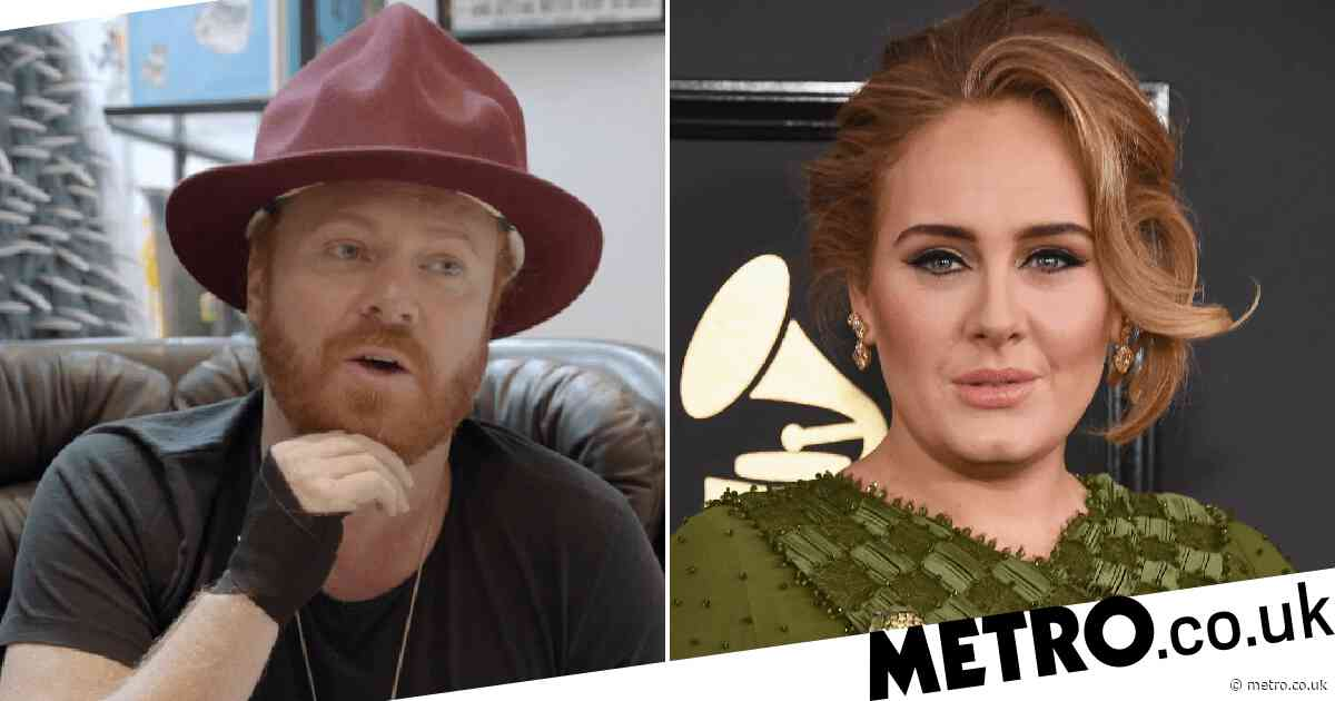 Keith Lemon awkwardly blanked Adele at Jonathan Ross's Halloween party - Metro.co.uk