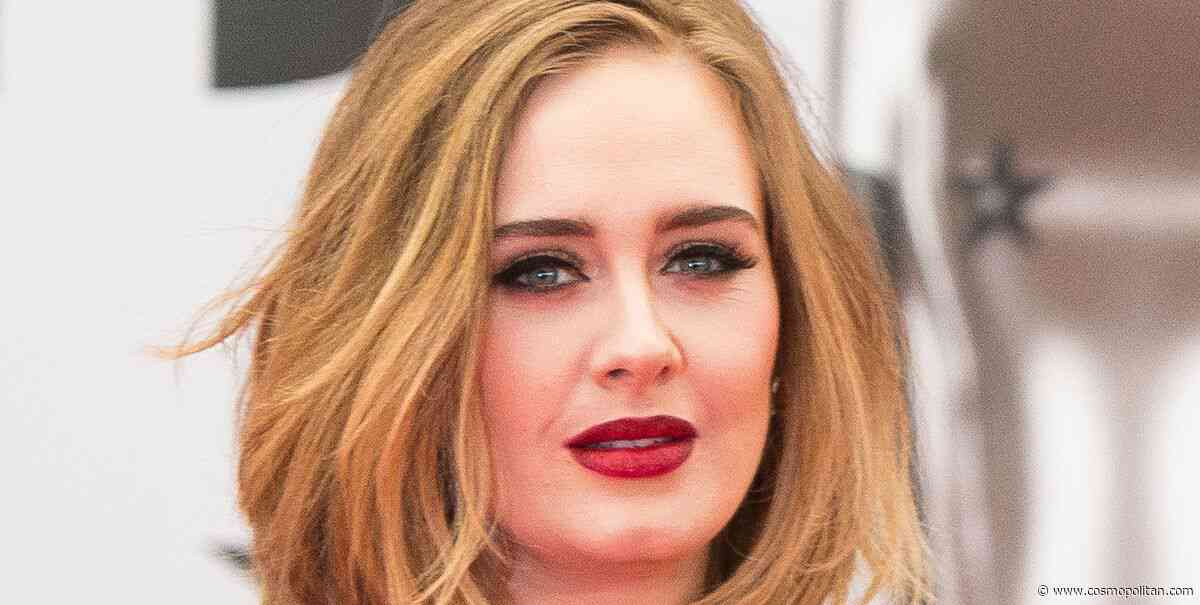 Adele just got an American hair makeover and we can't stop staring - Cosmopolitan UK