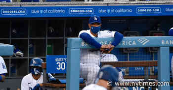 How a Journeyman Infielder Taught Dave Roberts to Slow the Game Down