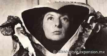 Subastan una foto de Remedios Varo con una máscara hecha por Leonora Carrington - Expansión