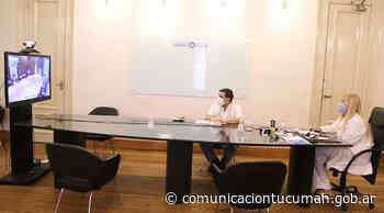El Cofesa trató el regreso de vuelos y remedios para pacientes críticos - Comunicación Tucumán