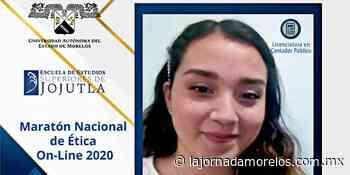 EES Jojutla, finalista en maratón nacional - La Jornada Morelos