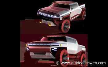 Le Hummer EV aurait pu être encore plus futuriste