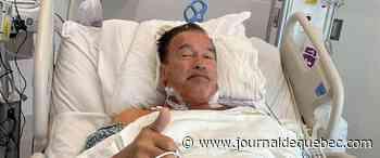 Arnold Schwarzenegger s'est fait opérer au cœur