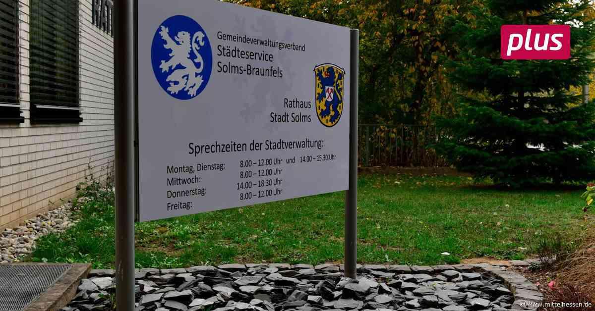 Solms und Braunfels müssen Förderung zurückzahlen - mittelhessen.de