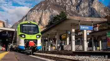 Trenord, i nuovi treni Donizetti in servizio sulle linee Lecco-Sondrio e Colico-Chiavenna - Il Giorno