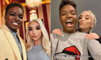 Who is Nicola Adams' girlfriend Ella Baig and what have the couple said about the Strictly 'curse'?