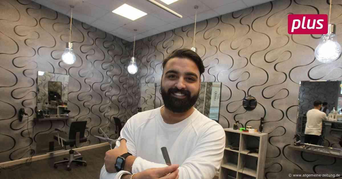 """Barber-Shop """"Black Beard"""" in Saulheim eröffnet - Allgemeine Zeitung"""