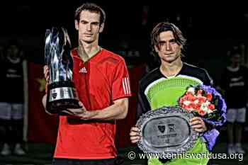 Shanghai Flashback: Andy Murray defends Shanghai crown over David Ferrer - Tennis World