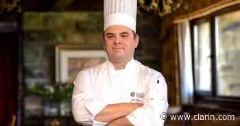 De cocinar en su casa de Carapachay a ser el chef del hotel más emblemático de la Patagonia - Clarín.com
