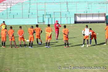 Jerson Stacio asume un nuevo reto con Azogues SC | Diario El Mercurio - El Mercurio (Ecuador)
