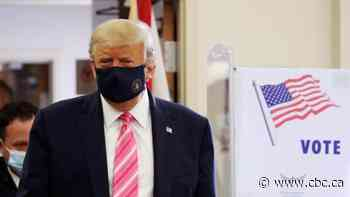 Donald Trump casts vote in Florida as Joe Biden warns of 'dark winter' in U.S. due to pandemic