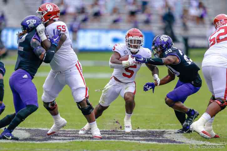 Oklahoma Wins Two In A Row After Cruising Past TCU 33-14