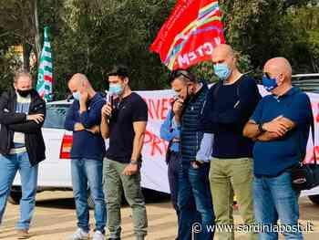 Assemini, la protesta dei lavoratori Eni: 'La Regione chieda un tavolo nazionale' - SardiniaPost