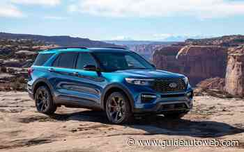 Ford Explorer ST 2020: sportif de salon