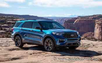 Ford Explorer ST 2020: sportif de salon